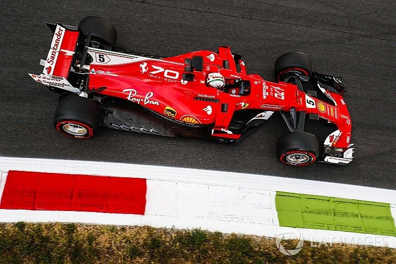 Why Monza is a big test of Vettel's bold Ferrari claim