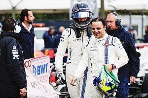 """Massa: """"Foi um bom domingo para a Williams"""""""