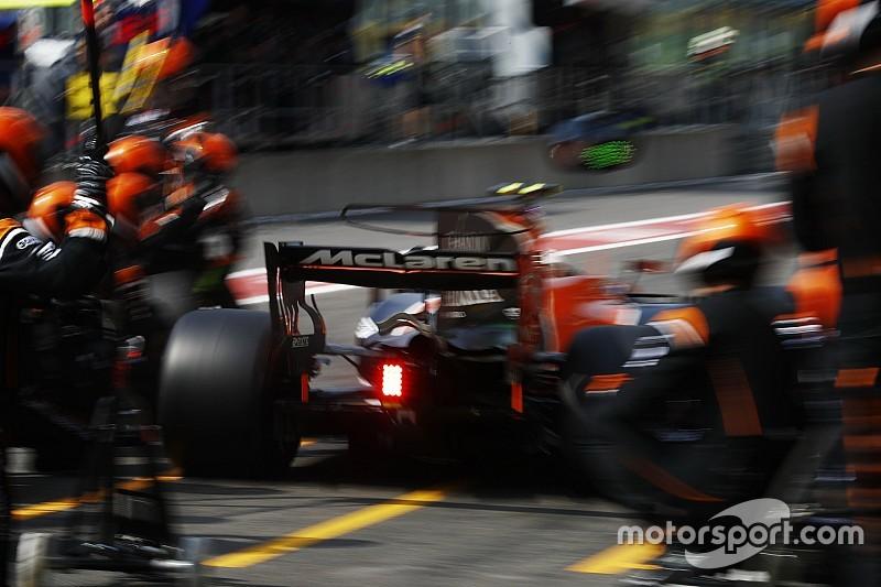 """""""McLaren kurallarda boşluk buldu"""""""