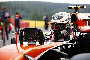 Fórmula 1 Artículo especial La columna de Vandoorne: Trabajo de equipo y rebufo para Alonso