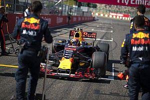 Ферстаппен потеряет позиции за смену мотора