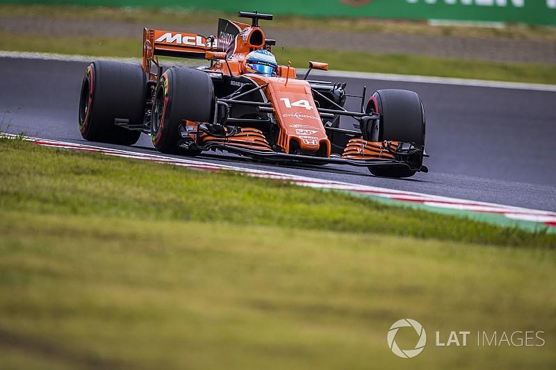 Alonso fue reprendido por ignorar banderas azules