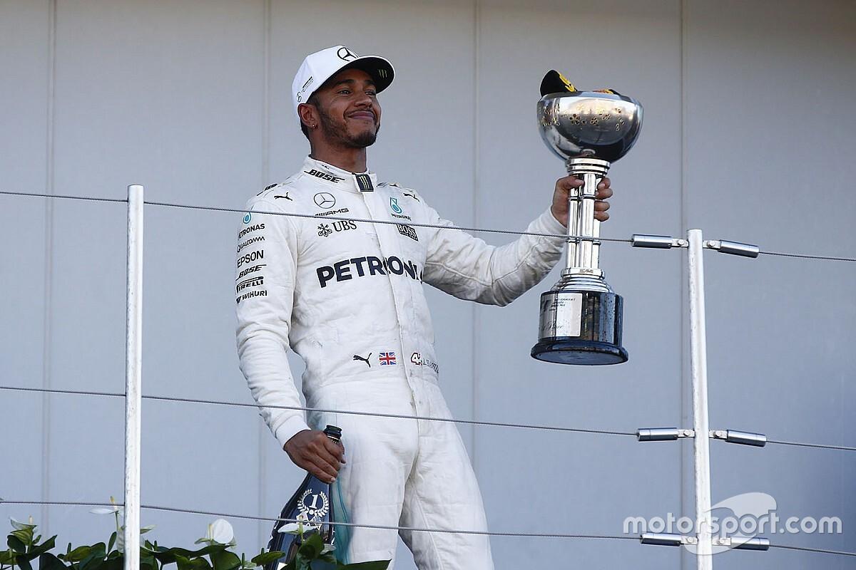 Hamilton powinien obniżyć pensję