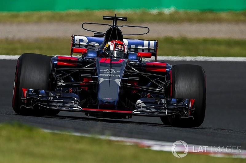 Toro Rosso deja en duda de que Gasly y Kvyat sean la pareja de 2018