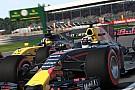 Sim racing Codemasters announces F1 2017 car updates