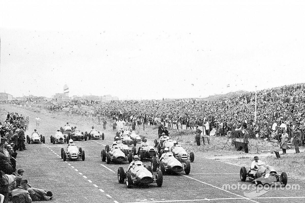 Retro: Zandvoort 1952, de eerste Nederlandse GP in de Formule 1