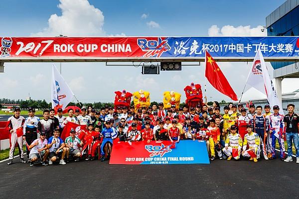 卡丁车 新闻 Rok Cup China落幕,展望2018赛季