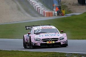 DTM Reporte de la carrera Victoria de Lucas Auer en la primera carrera del DTM en Nurbugring