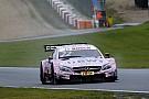 DTM Victoria de Lucas Auer en la primera carrera del DTM en Nurbugring