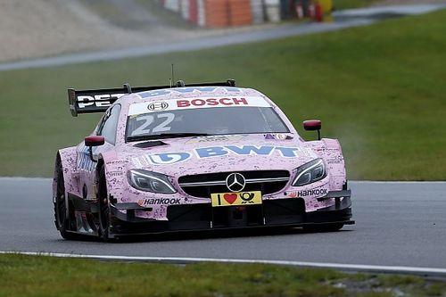 DTM 2017 am Nürburgring: Mercedes-Vierfachsieg im Regen