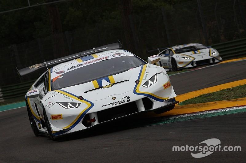 Super GT Cup - GT Cup: Tujula e Vainio centrano le pole a Imola