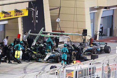 Bottas paga le carenze Mercedes: termocoperte e pistole in crisi!
