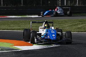 Formule Renault Raceverslag FR2.0 Monza: Shwartzman wint eerste race, Verschoor tiende