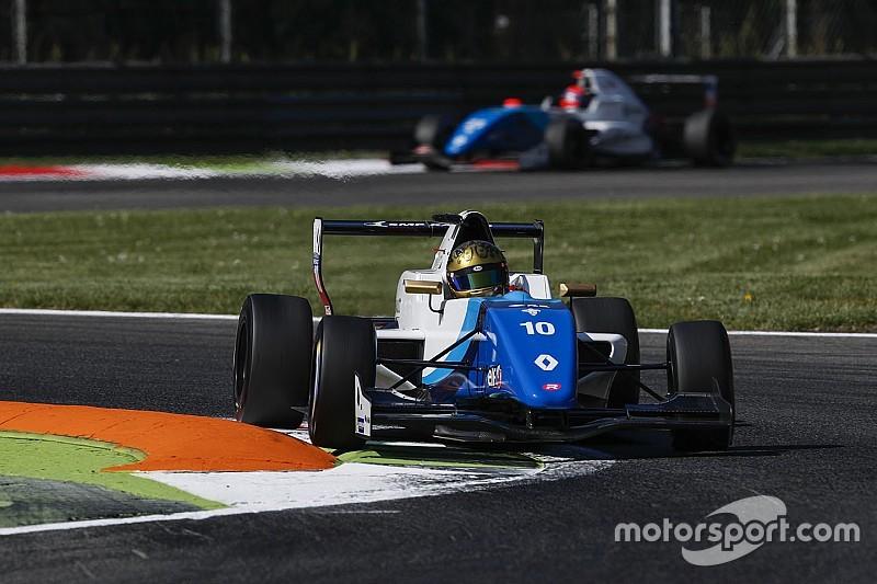 Robert Shwartzman si impone a Monza in una Gara 1 interrotta anticipatamente