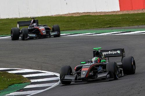 Il Team Barone Rampante a Spa-Francorchamps con una sola vettura