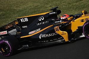 Fórmula 1 Noticias Hulkenberg quedó impresionado con el test de Kubica
