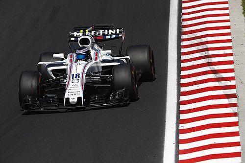 """ويليامز: سترول """"يشقّ"""" طريقه في الفورمولا واحد بعد البداية المتواضعة"""
