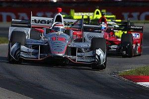 Pocono IndyCar: Power bir tur geriden galibiyete uzandı
