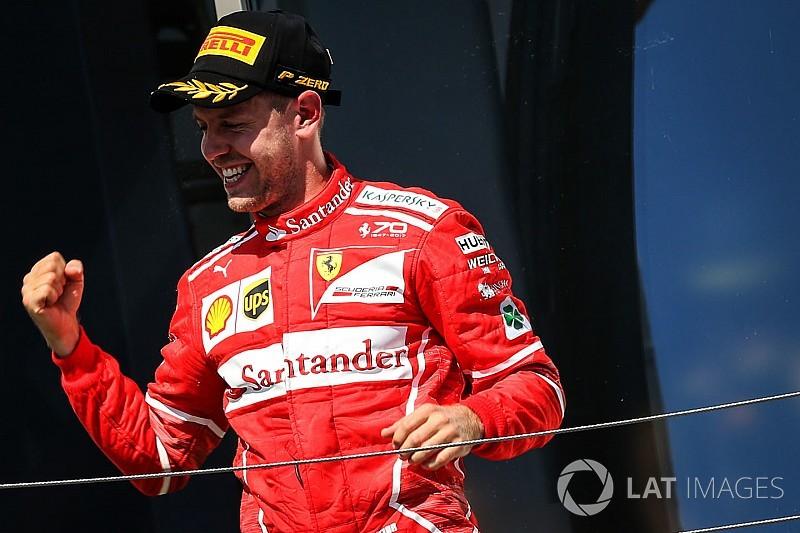 Феттель продлил контракт с Ferrari на три года
