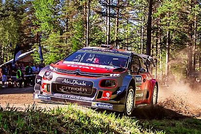 WRC Citroen sfrutterà gli ultimi 2 gettoni d'evoluzione per il telaio