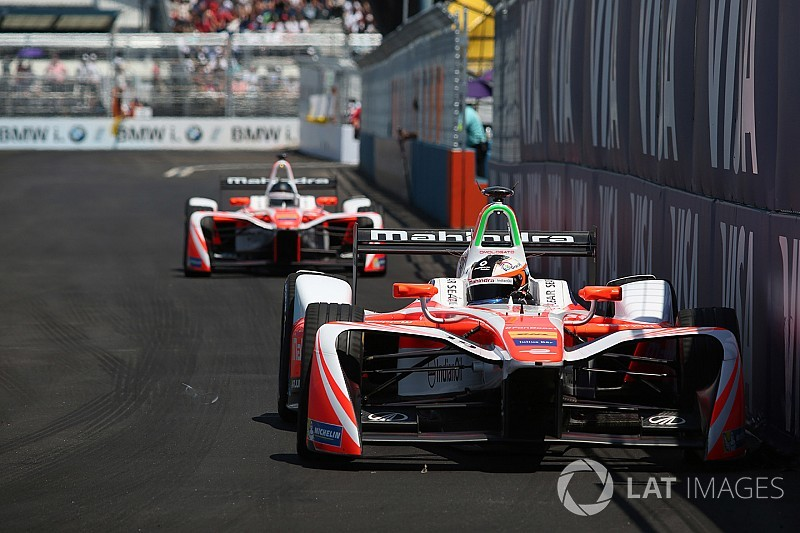 "Trailing Rosenqvist a ""new situation"" for veteran Heidfeld"