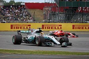 【F1】ハミルトン「フェラーリのバースト後、僕もペースを落とした」