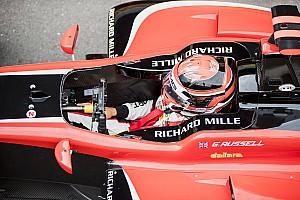 GP3 Prove libere Russell regola Hyman e conquista le Libere all'Hungaroring