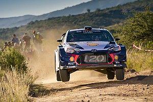 WRC Argentina: Neuville menangi pertarungan dramatis lawan Evans