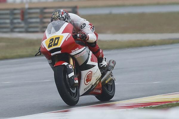CEV CEV Moto2: Dimas Ekky rebut posisi start ketiga