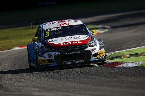 Tom Chilton gana la Open Race del WTCC en Monza