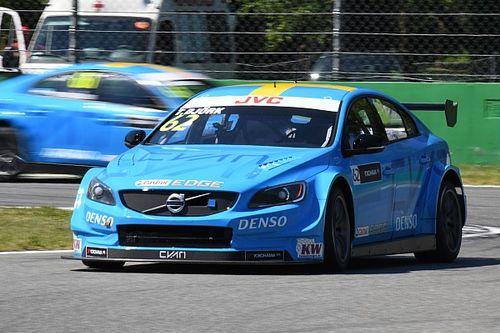 Primera pole de Volvo en el WTCC