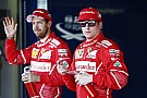Fórmula 1 De volta a cravar a 1ª fila, Ferrari coroa recuperação na F1