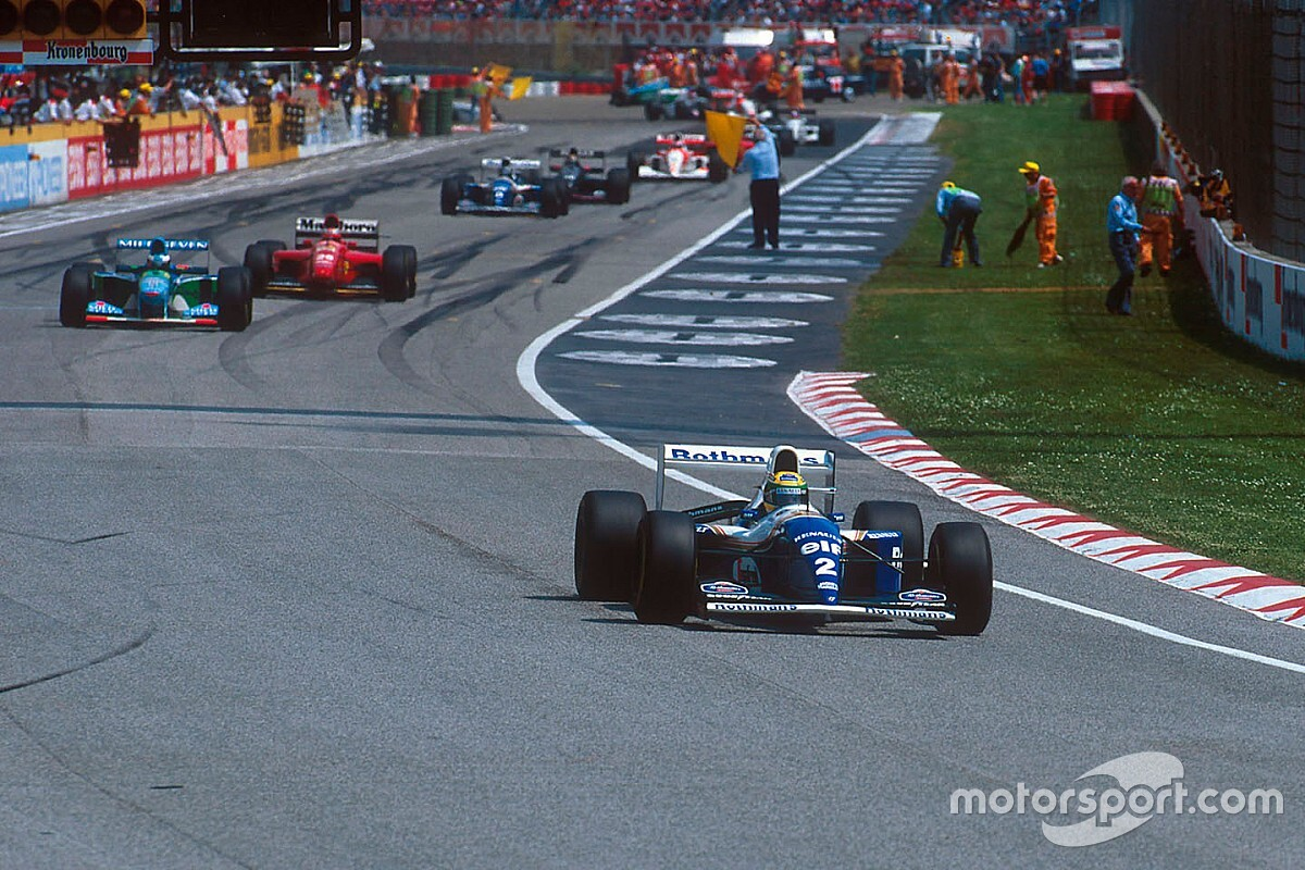 Confira 10 coisas que o GP de San Marino de 1994 fez a F1 mudar