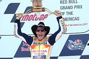 Rei de Austin, Márquez não perde GP nos EUA desde 2011; veja