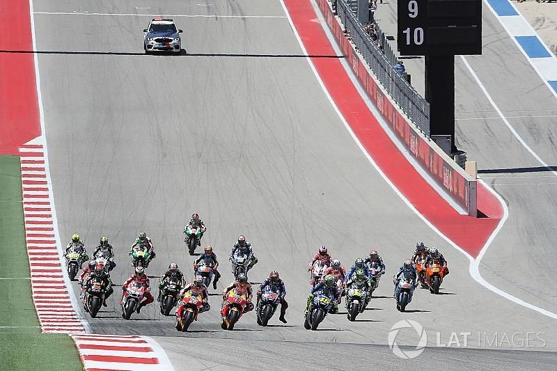 Grand Prix-circuit Austin aangepakt na klachten MotoGP-coureurs