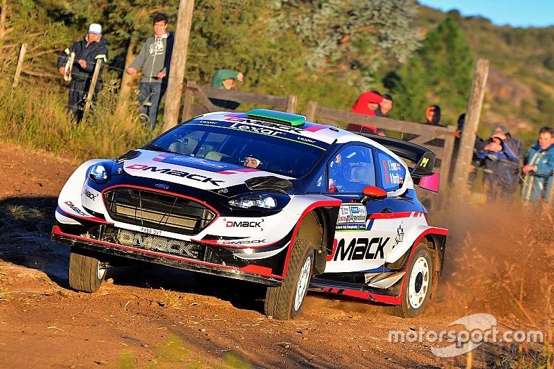 WRC Argentinië: Evans aan de leiding na eerste dag