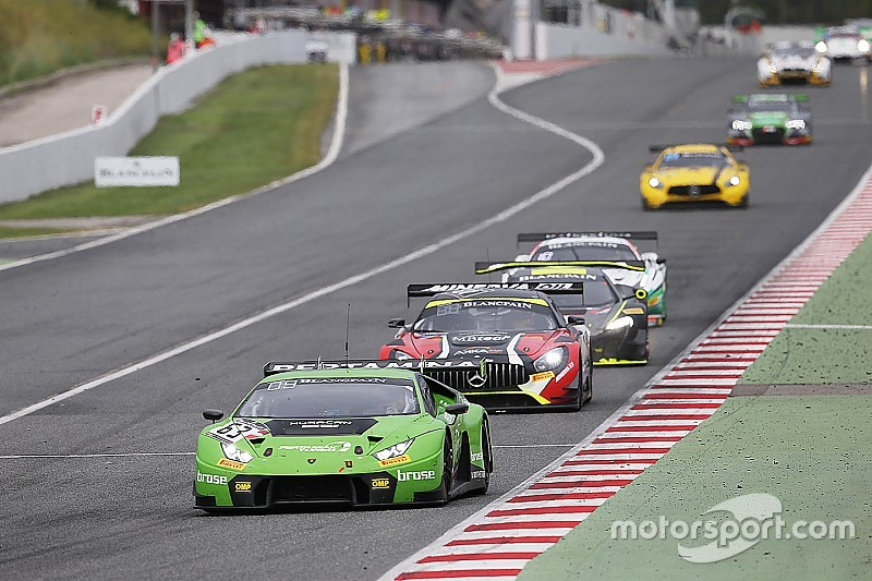 Lamborghini keeps Blancpain title-winning squad together