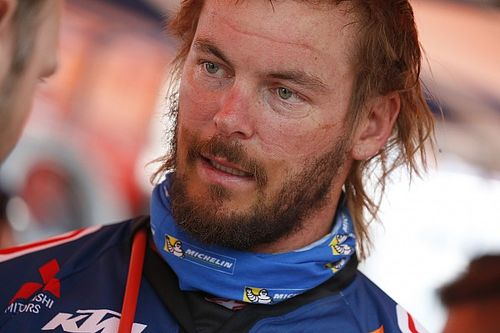 Toby Price suffers seizure during Dakar crash recovery