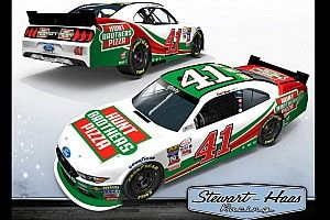 Harvick to run four NASCAR Xfinity races in new SHR entry