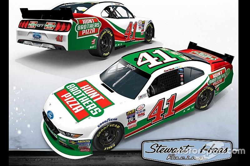 Harvick to run four NASCAR Xfinity races in new SHR entry