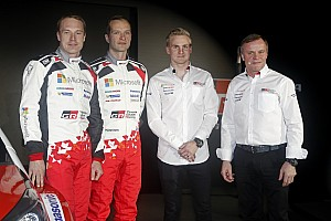 WRC Breaking news Toyota not concerned by Latvala's poor 2016 season