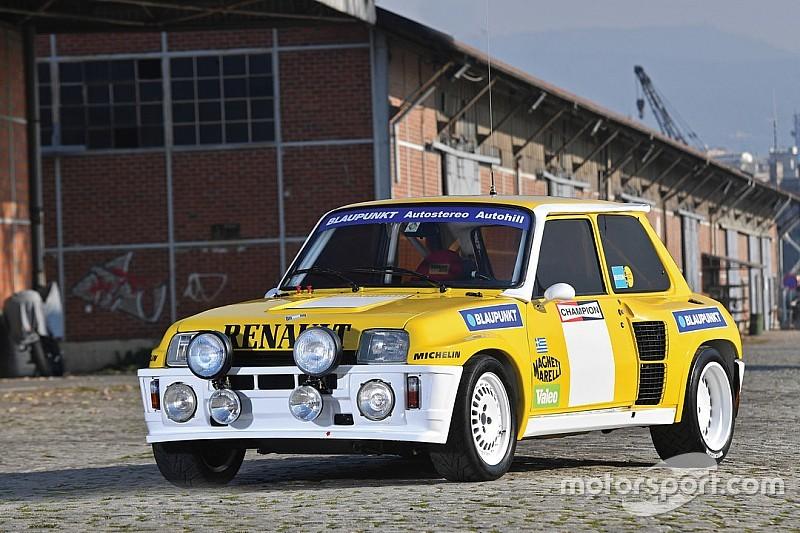 Cette Renault 5 Turbo Groupe B est à vendre