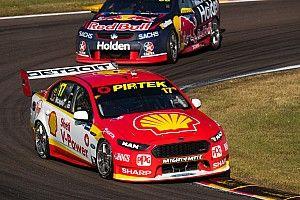 Darwin Supercars: McLaughlin grabs provisional Sunday pole