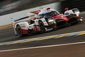 La parrilla de salida para las 24 Horas de Le Mans