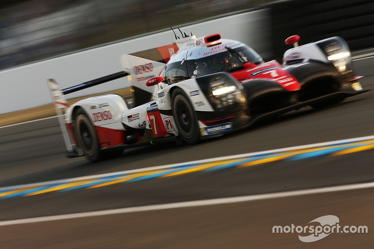 """Toyota: Beating 2017 Le Mans pole time """"not impossible"""""""