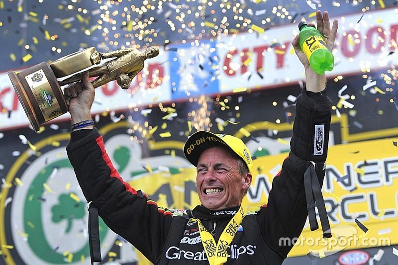 NHRA: Clay Millican scores first ever nitro win