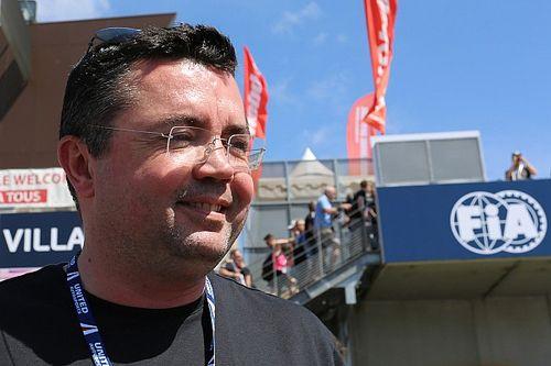 """McLaren y Le Mans: """"De momento sólo vinimos como espectadores"""""""