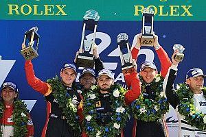 """Dries Vanthoor over Le Mans-zege: """"Geweldige wedstrijd gehad"""""""