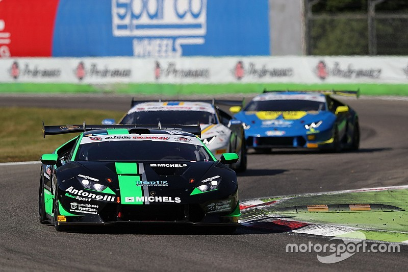 Super GT Cup - GT Cup: Necchi e Desideri trionfano di esperienza in Gara 1