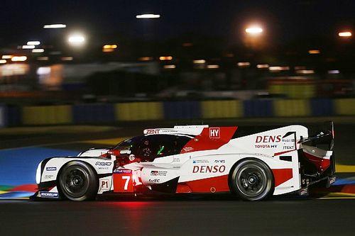 Kobayashi faz a pole provisória para Toyota em Le Mans